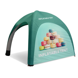 NEW - Inflatable Printed Fabric Displays