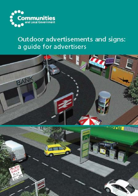 Local Government Guide for outdoor advertising and signs