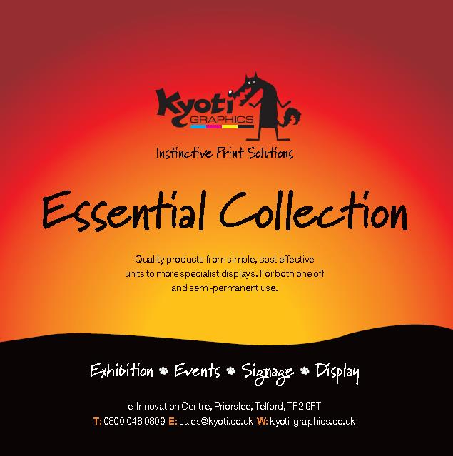 Kyoti Essential Collection Brochure