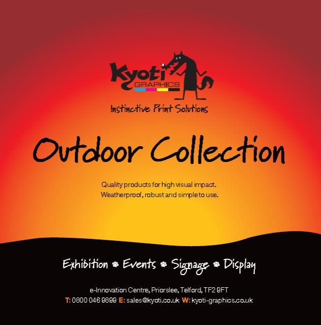 Kyoti Outdoor Collection brochure
